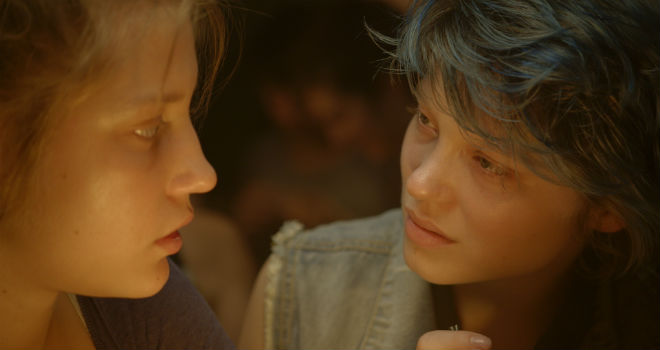blue is the warmest color trailer